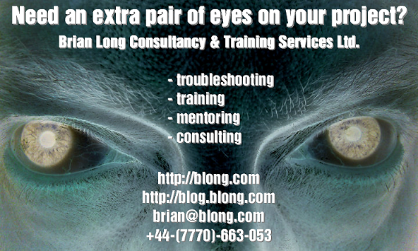 Brian Long Consultancy & Training Services Ltd
